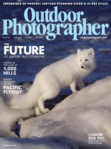 Outdoor Photographer Magazine Subscriptions