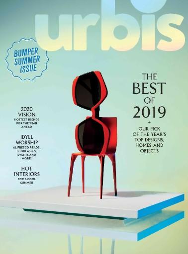 Urbis Magazine Subscriptions