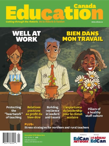 Education Canada Magazine Subscriptions