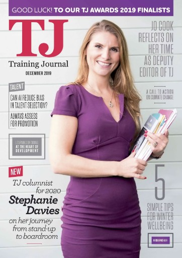 Training Journal Magazine Subscriptions
