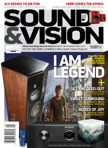 Sound & Vision Magazine Subscriptions