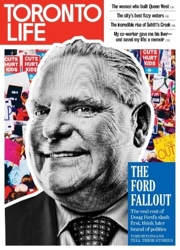 Toronto Life Magazine Subscriptions