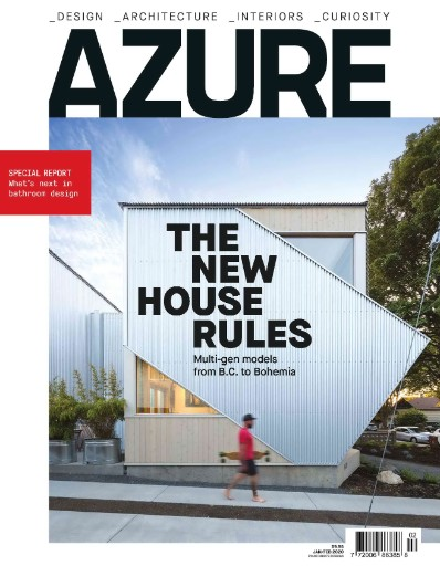 Azure Magazine Subscriptions