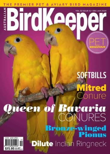 Australian Birdkeeper Magazine Subscriptions