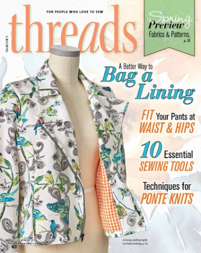 Threads Magazine Subscriptions