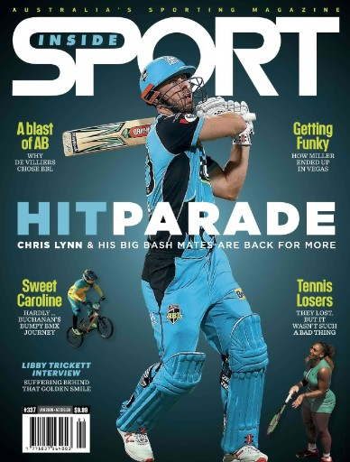 Inside Sport Magazine Subscriptions