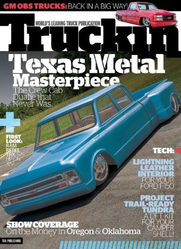 Truckin' Magazine Subscriptions