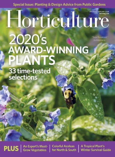 Horticulture Magazine Subscriptions