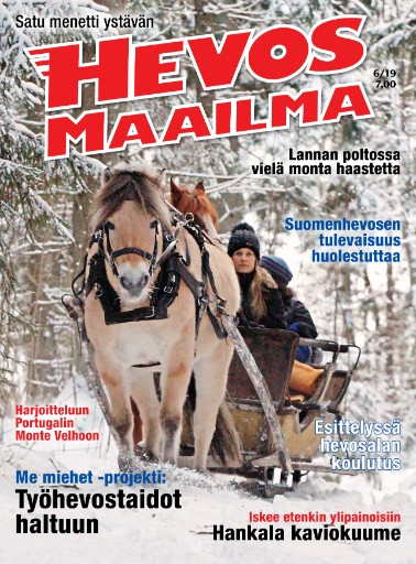 Hevosmaailma Magazine Subscriptions