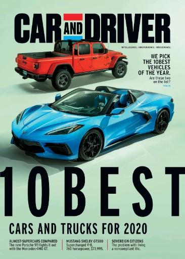 Car & Driver Magazine Subscriptions
