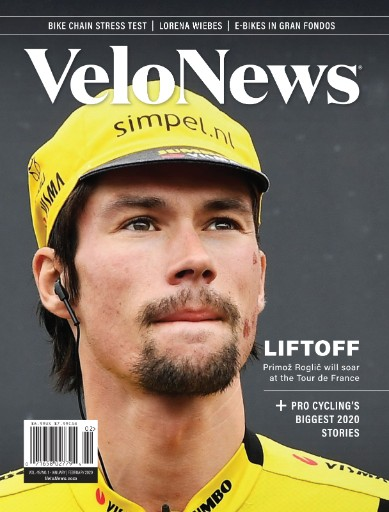 Velo Magazine Subscriptions