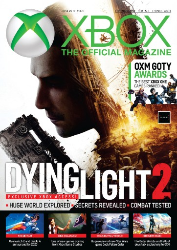 Official XBOX Magazine Subscriptions