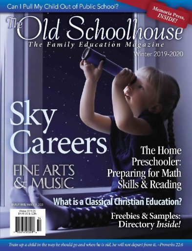 Old Schoolhouse Magazine Subscriptions