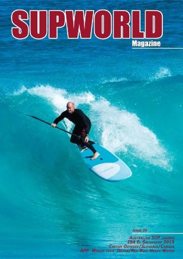 SUPWorld Magazine Subscriptions
