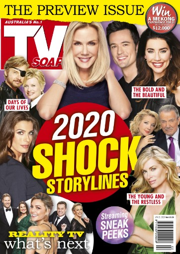 TV Soap Magazine Subscriptions