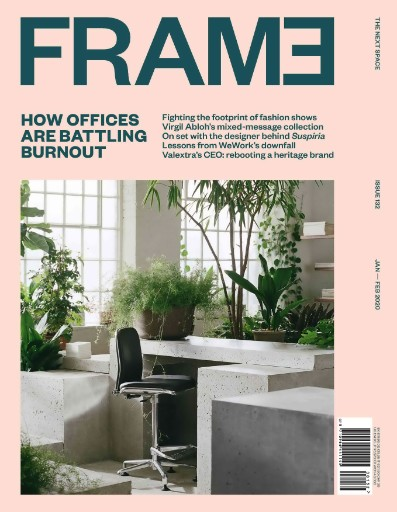 Frame Magazine Subscriptions