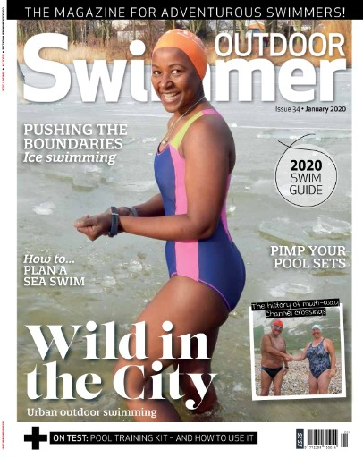 Outdoor Swimmer Magazine Subscriptions