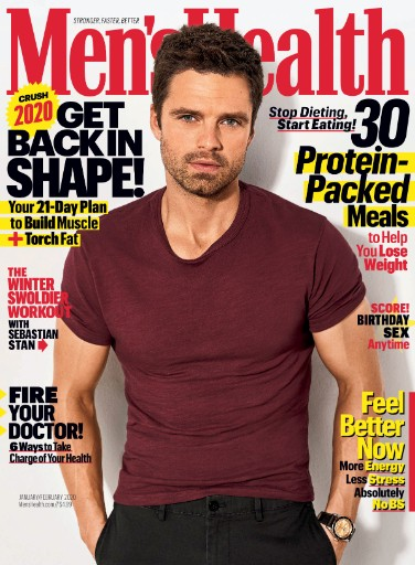 Men's Health Magazine Subscriptions