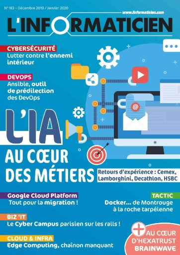 L'Informaticien Magazine Subscriptions