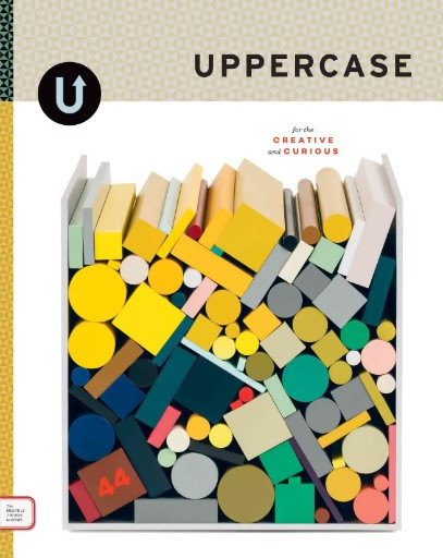 Uppercase Magazine Subscriptions