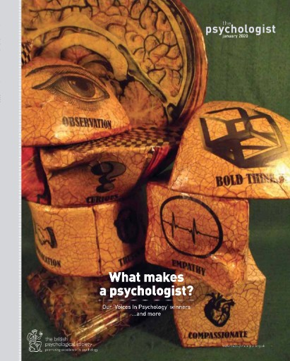 Psychologist Magazine Subscriptions