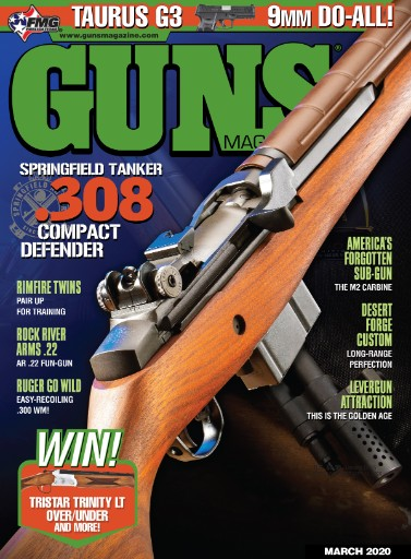Guns Magazine Magazine Subscriptions