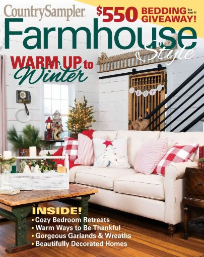 Farmhouse Style Magazine Subscriptions