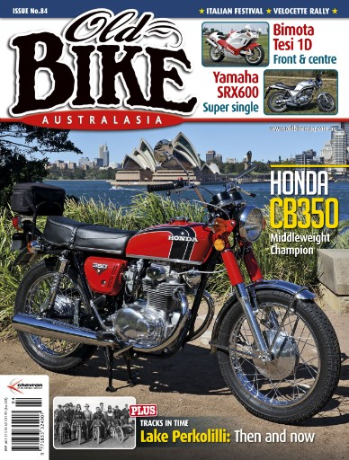 Old Bike Australasia Magazine Subscriptions