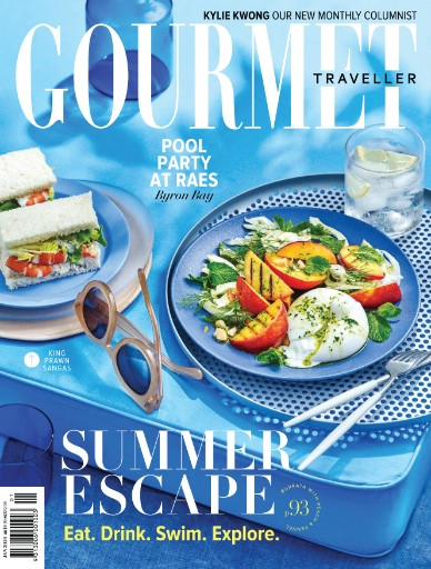 Australian Gourmet Traveller Magazine Subscriptions