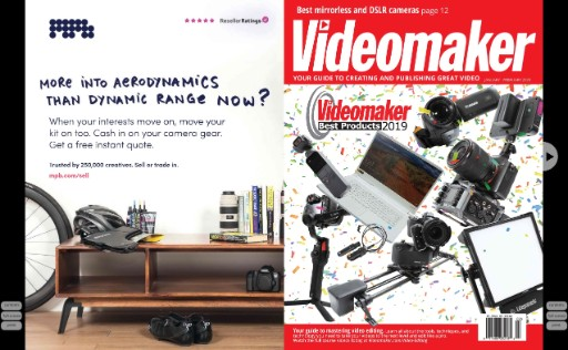 Videomaker Magazine Subscriptions