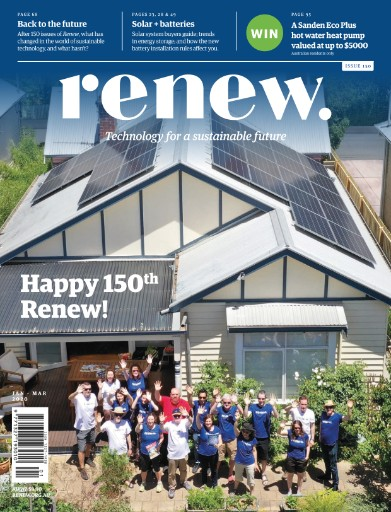 ReNew Magazine Subscriptions