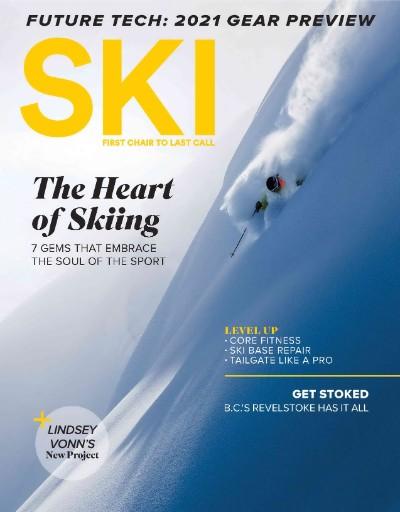 Ski cover