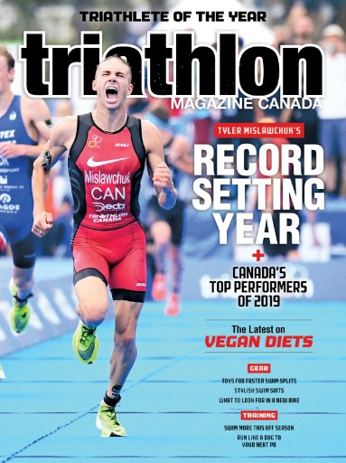 Triathlon Magazine Canada Magazine Subscriptions