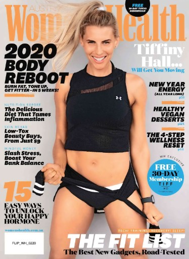 Women's Health (Australia Edition) Magazine Subscriptions