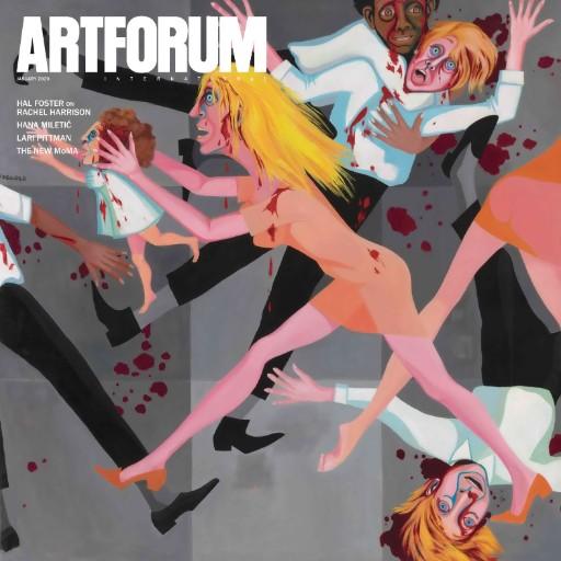 Artforum International Magazine Subscriptions