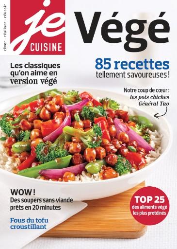 Je Cuisine Magazine Subscriptions