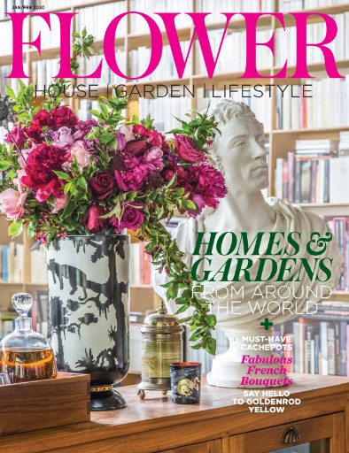 Flower Magazine Magazine Subscriptions