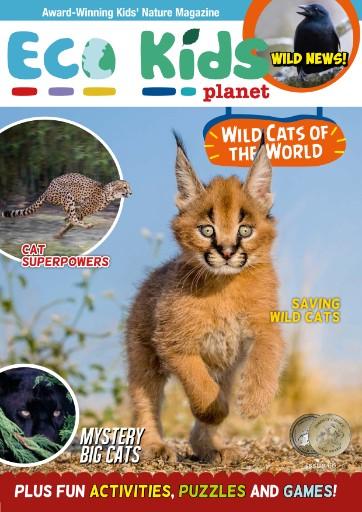 Eco Kids Planet Magazine Subscriptions
