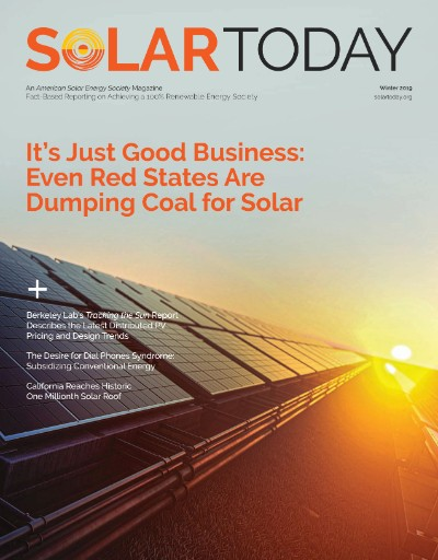 Solar Today Magazine Subscriptions