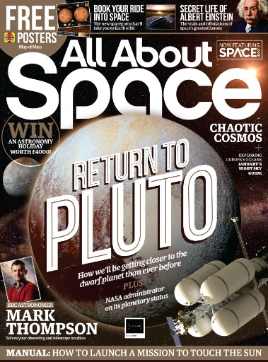 All About Space Magazine Subscriptions