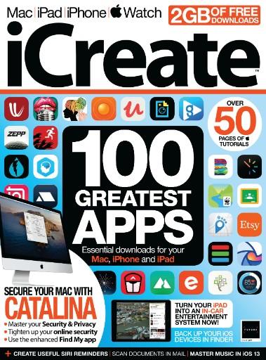 iCreate Magazine Subscriptions
