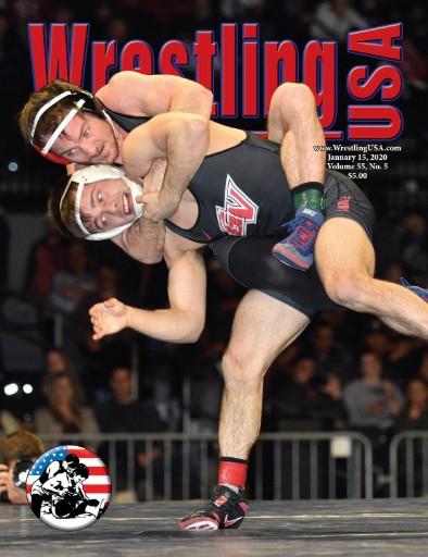 Wrestling USA Magazine Subscriptions