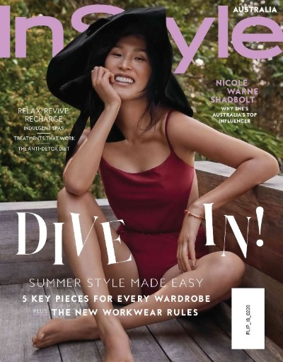 InStyle (Australia Edition) Magazine Subscriptions
