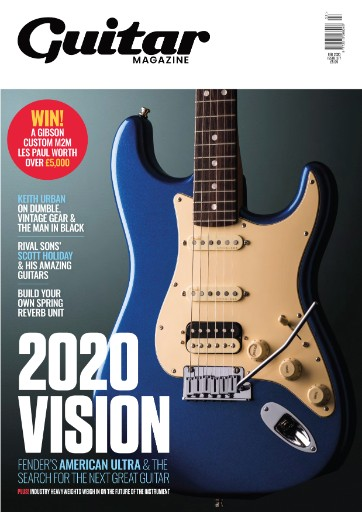 Guitar Magazine Magazine Subscriptions
