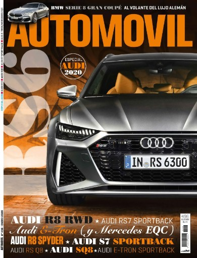 Automovil Magazine Subscriptions