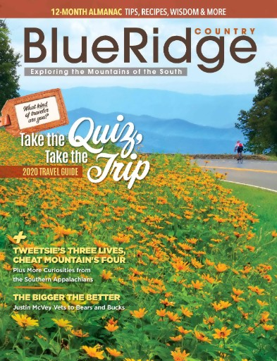 Blue Ridge Country Magazine Subscriptions