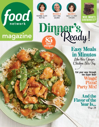 Food Network Magazine Magazine Subscriptions