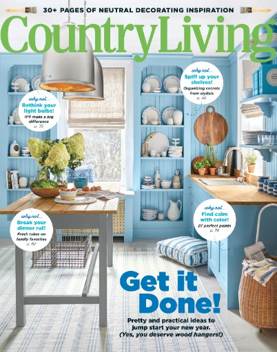 Country Living Magazine Subscriptions