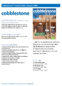 Cobblestone Teacher's Guide Magazine Subscriptions