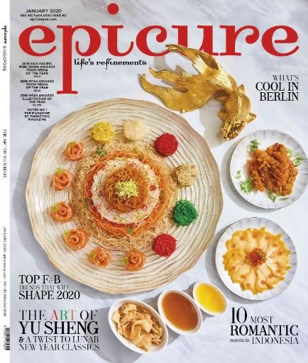 Epicure Magazine Subscriptions